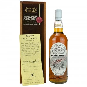 Glen Grant 1951/2011 (Gordon and Macphail Distillery Label)
