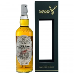 Glen Grant 1966/2012 (G&M Distillery Label)
