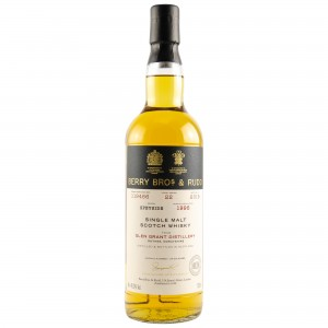 Glen Grant 1995/2018 Cask No. 119466 (Berry Bros and Rudd)