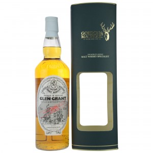 Glen Grant 2008/2017 (G&M Distillery Label)