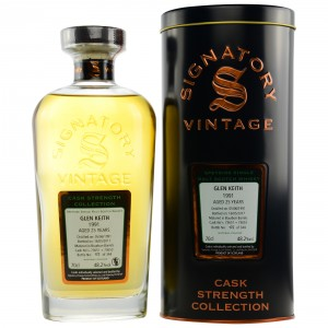 Glen Keith 1991/2017 Casks 73651 + 73653 (Signatory Cask Strength)