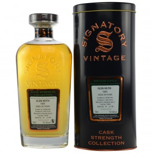 Glen Keith 1991/2018 Cask No. 73649 (Signatory Cask Strength Collection)