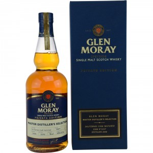 Glen Moray 2006/2016 Sauternes Cask No 5337 Master Distillers Selection