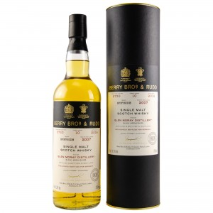 Glen Moray 2007/2018 10 Jahre Single Cask No. 5730 (Berry Bros and Rudd)
