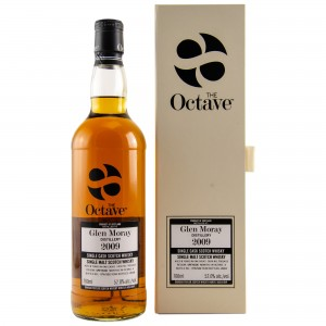 Glen Moray 2009/2018 Single Cask No. 7021413 The Octave (Duncan Taylor)