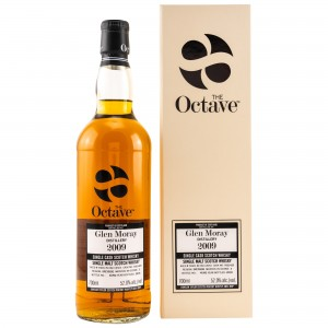 Glen Moray 2009/2018 Single Cask No. 7021423 The Octave (Duncan Taylor)
