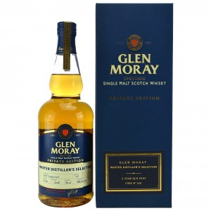 Glen Moray 5 Jahre Single Cask No. 169 Master Distillers Selection