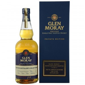 Glen Moray 2002/2017 1st Fill American Oak Cask No 3356 Master Distillers Selection