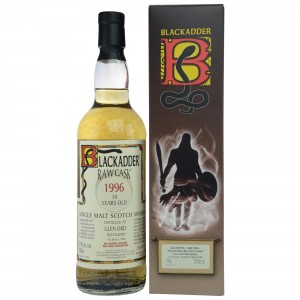 Glen Ord 1996/2015 19 Jahre Cask No. 2174 (Blackadder Raw Cask)