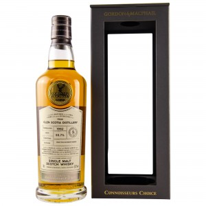 Glen Scotia 1992/2018 Cask Strength (G&M Connoisseurs Choice)