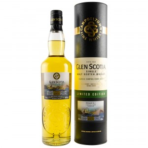Glen Scotia 2000/2018 Vintage Release No. 1