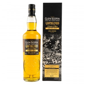 Glen Scotia 2003/2019 Campbeltown Malts Festival Rum Cask Finish