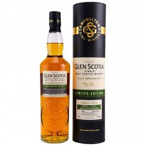 Glen Scotia 2007/2018 Bordeaux Red Wine Hogshead Single Cask 17/106-2