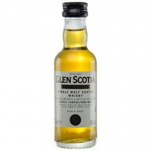 Glen Scotia Double Cask (Miniatur)