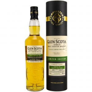 Glen Scotia 2009/2018 Single Cask 214