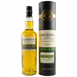 Glen Scotia 2001/2018 Single Cask No. 618
