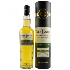 Glen Scotia 2009/2018 Single Cask No. 153