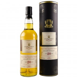 Glen Spey 1997/2018 20 Jahre Sherry Butt Single Cask No. 5980 Cask Strength (A.D. Rattray)