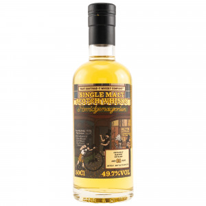 Glen Spey 21 Jahre Batch 1 (That Boutique-y Whisky Company)