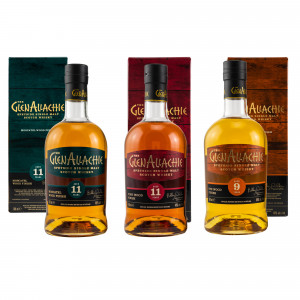 GlenAllachie Wood Finish Batch #2 Set