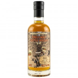Glenallachie 10 Jahre - Batch 3 (That Boutique-y Whisky Company)
