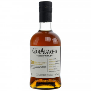 GlenAllachie 1989/2018 - Cask #2587 - Hogshead 50th Anniversary Single Cask