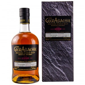GlenAllachie 1990/2018 - Cask #1468 (Virgin Oak Barrel)