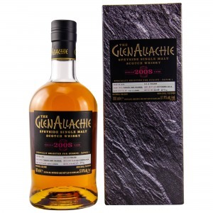 GlenAllachie 2008/2018 - Cask #471 (Virgin Oak Barrel)