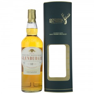Glenburgie 10 Jahre (G&M Distillery Label)