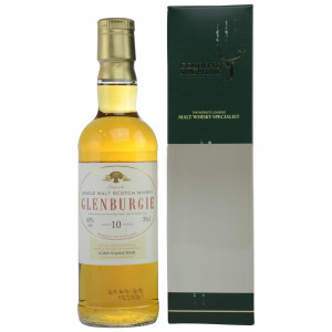 Glenburgie 10 Jahre (350ml - G&M Distillery Label)