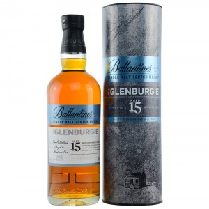 Glenburgie 15 Jahre (Ballantines Series No. 1)