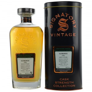 Glenburgie 1995/2017 Cask No. 6518 (Signatory Cask Strength Collection)