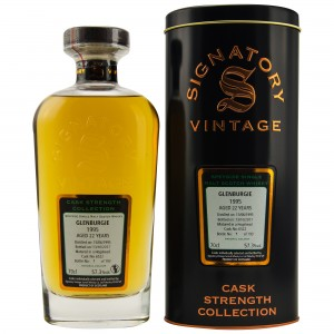 Glenburgie 1995/2017 Cask No. 6522 (Signatory Cask Strength Collection)