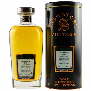 Glenburgie 1995/2018 Cask No. 6534+6536 (Signatory Cask Strength)
