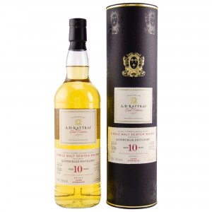 Glenburgie 2008/2019 10 Jahre Single Cask 800356 (A. D. Rattray)