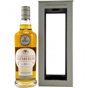 Glenburgie 21 Jahre (Gordon&MacPhail Distillery Labels)