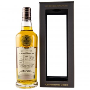 Glencadam 1990/2018 Cask Strength (G&M Connoisseurs Choice)