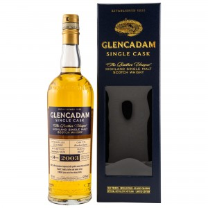 Glencadam 2003/2018 14 Jahre Single Bourbon Cask