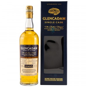 Glencadam 2005/2018 12 Jahre First Fill Bourbon Cask