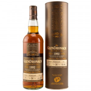 Glendronach 1992/2018 26 Jahre Single PX Puncheon No. 8316