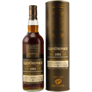 Glendronach 1993/2018 24 Jahre Single Cask No. 660