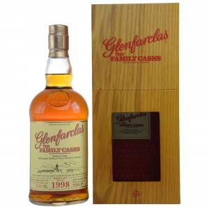 Glenfarclas 1998/2017 The Family Casks - Cask No. 1698 - Sherry Butt