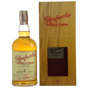 Glenfarclas 1999/2017 The Family Casks - Cask No. 6322 - Sherry Butt