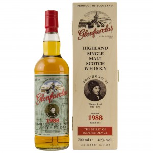 Glenfarclas 1988/2018 Limited Edition No. 22 Thomas Reid