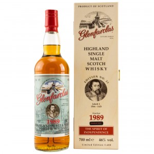 Glenfarclas 1989/2019 Limited Edition No. 23 - Jakob I.