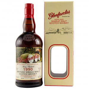 Glenfarclas 1990/2018 Cask Strength Limited Rare Bottling