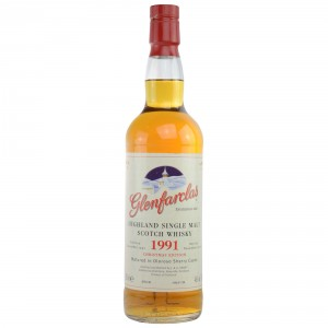 Glenfarclas 1991/2016 Christmas Edition Oloroso Sherry Casks