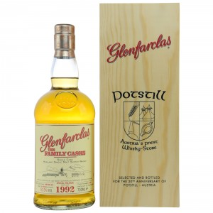 Glenfarclas 1992/2012 The Family Casks - Cask No. 130 - Sherry Butt