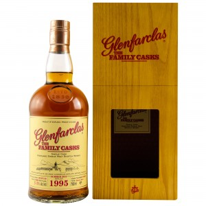 Glenfarclas 1995/2018 The Family Casks - Cask No. 6649 Sherry Butt