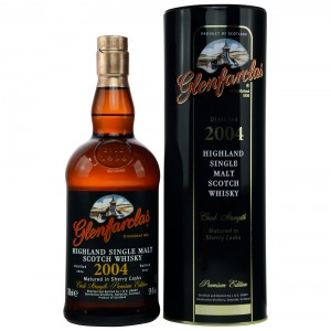 Glenfarclas 2004/2017 Cask Strength Sherry Cask
